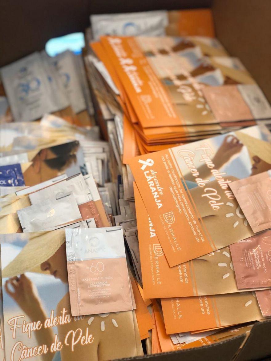 Anasol + Clinica Dermalle: parceria na prevenção ao câncer de pele