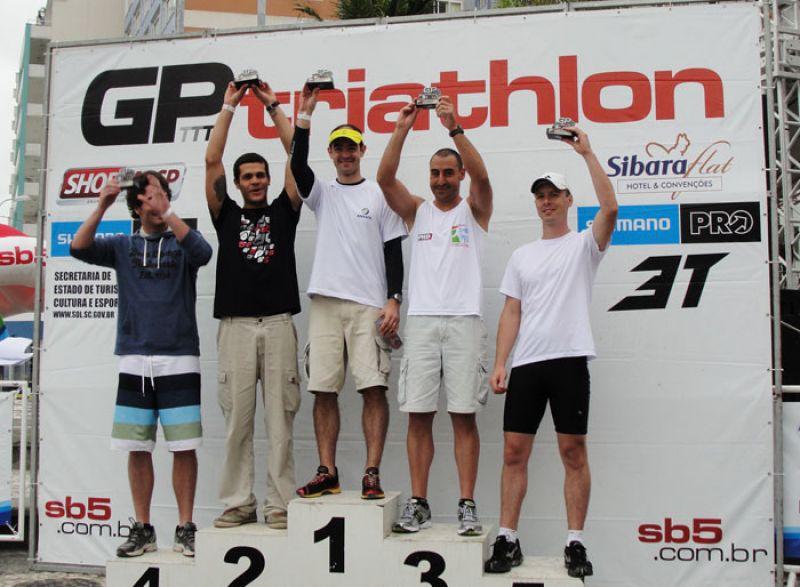 Olides Neto, atleta Anasol é campeão no GP Summer