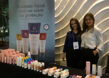DaHuer participa do maior evento de Dermatologia de Santa Catarina