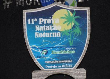 11ª Prova Natação Noturna de Bombinhas