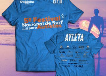 Anasol é patrocinadora oficial do 5° Festival de Surf para Autistas