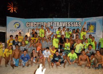 Anasol patrocina a 9ª edição da maior prova de natação noturna do mundo