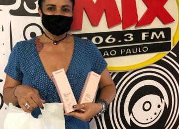 Collab Hidrabene + Rádio Mix SP