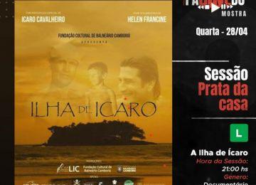 Filme documentário - Ilha de Icaro