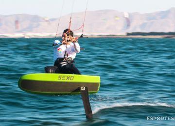 Formula Kite Race reúne atletas do mundo todo nas águas de Santa Catarina