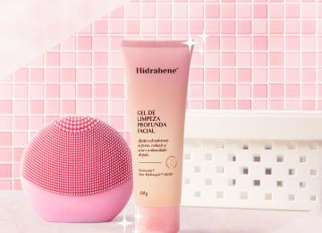 Gel de Limpeza Profunda Facial: tudo o que a sua pele precisa