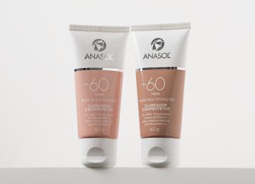 Lançamento: Anasol Base Multifunção FPS 60