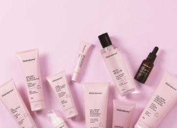 Rotina Skincare Hidrabene: a sequência de cuidados para você fazer em casa